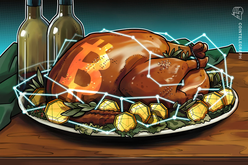 Bitcoin and blockchain topics to discuss with the crypto curious this Thanksg...