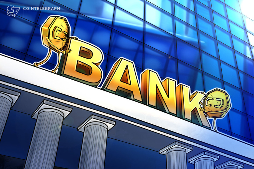 'Banks will have to adjust' to crypto, says Bank of England leader