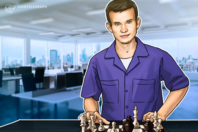 Battle of the Gigabrains: Vitalik Buterin to match wits with chess master