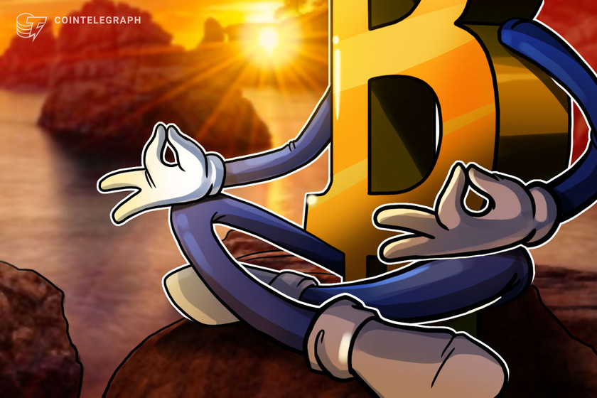 Van Eck declares Bitcoin 'less volatile than many' stocks
