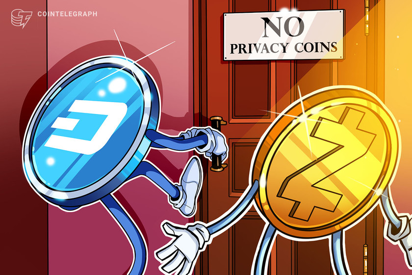 Dash claims 'inaccurate categorization' as ShapeShift delists privacy coins