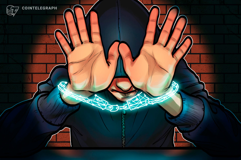 Alleged crypto-Ponzi operator arrested after failed sea-scooter escape