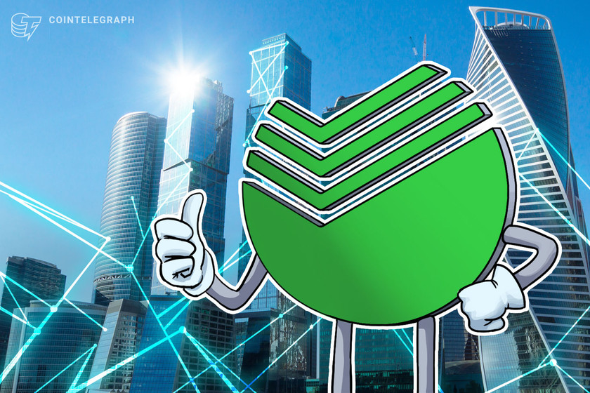 Russia's Sberbank plans release of its own crypto token, the 'Sbercoin'