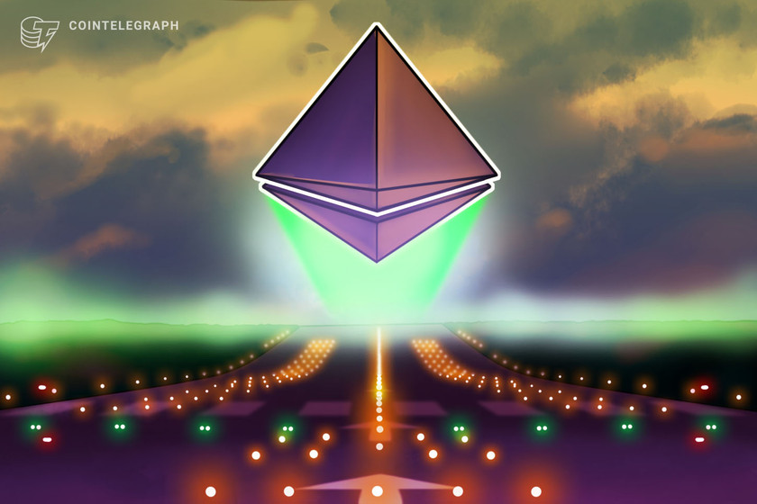 ETH breaks multiple records as ETH 2.0 approaches