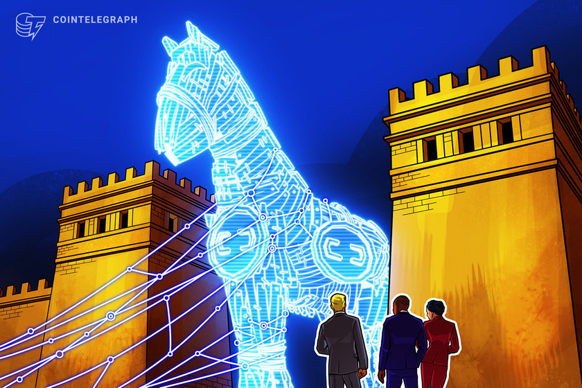 Multiparty computation: The Trojan Horse of crypto regulation