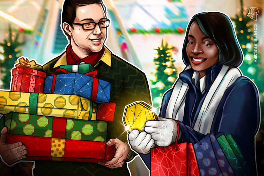 Crypto gift ideas for the Christmas fan in your life