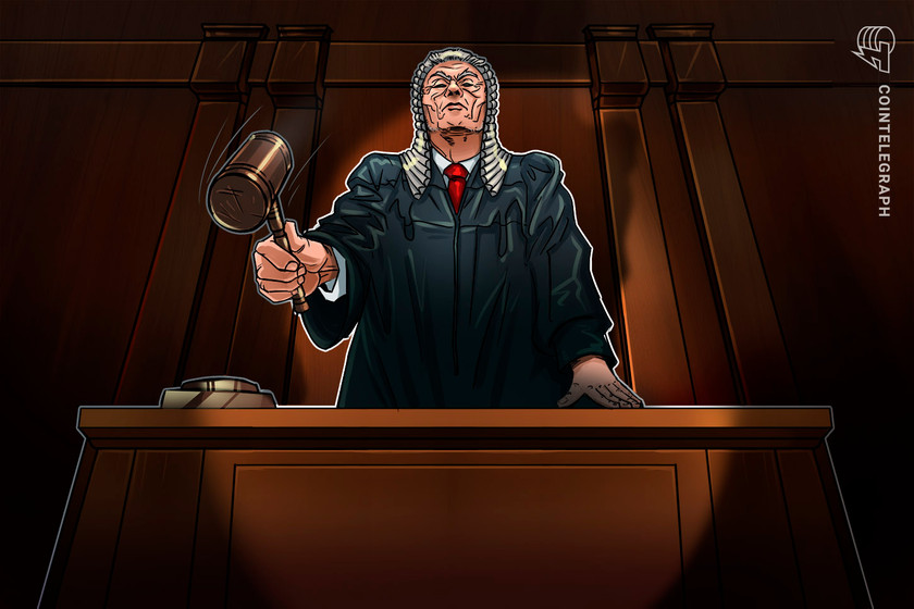 Judge rejects motion to freeze Cred's crypto assets in bankruptcy case