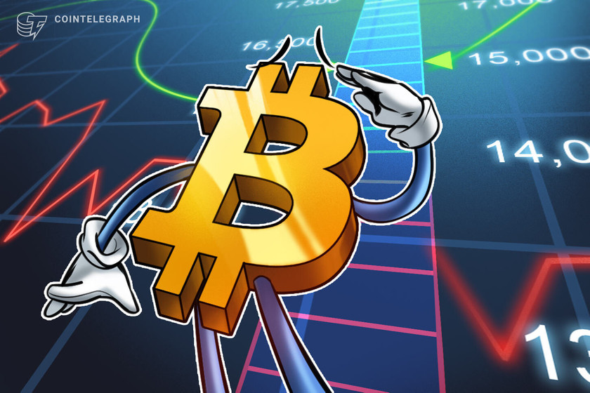 Bitcoin price hits K as daily gains top 9% and Trump Vs. Biden goes on
