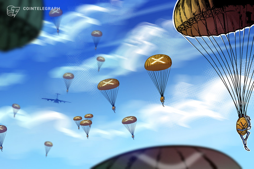 XRP price still stagnant despite incoming Flare Network airdrop