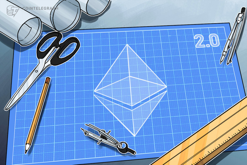 Eth2 becomes the fourth-largest staking network and it keeps growing