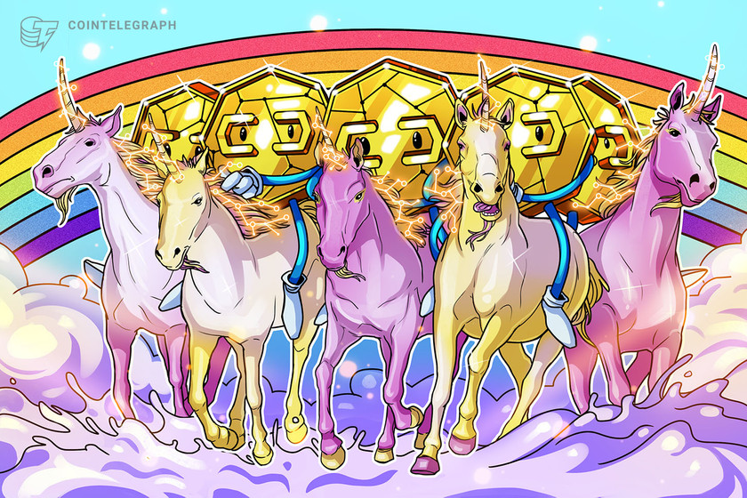 5 crypto unicorns that charged onto the blockchain scene in 2020