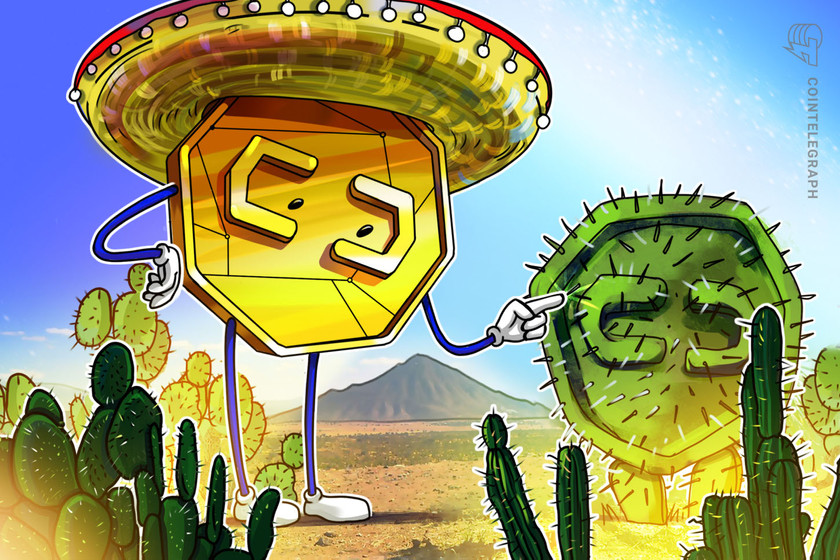 Mexican authorities struggle to keep up as cartels embrace crypto