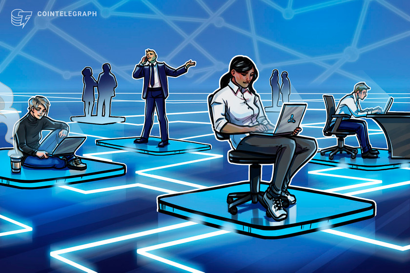 Digital decentralization is just the beginning. The real world will follow
