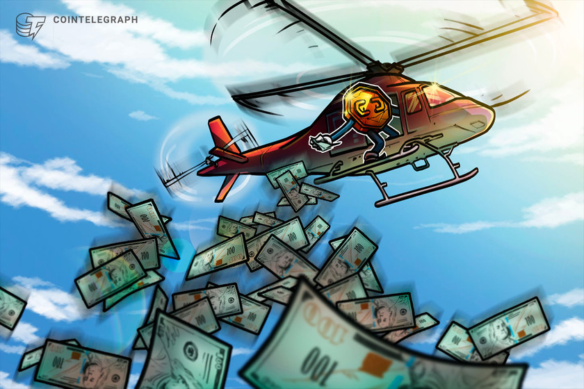 DeFi trader scores over $20 million in 1INCH token Christmas airdrop