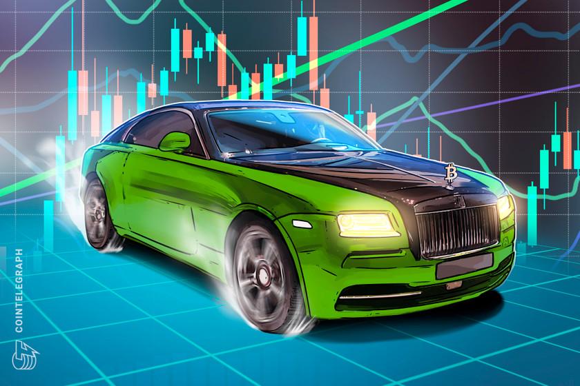 Las Vegas luxury auto dealership rakes in Bitcoin payments