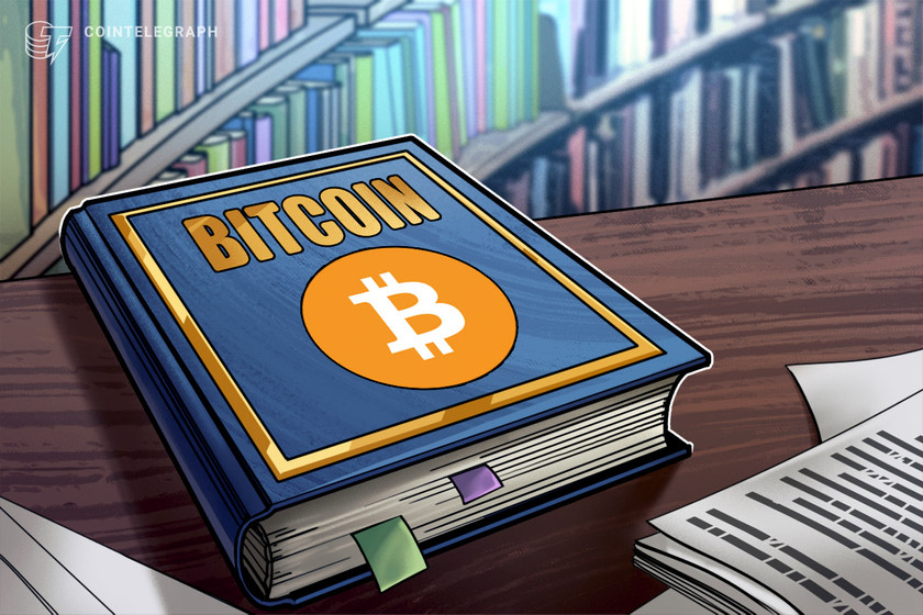 Bitcoin book breaks into the top 3 on Amazon's macroeconomics