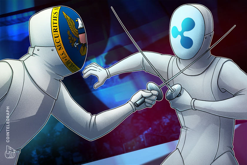 Ripple CEO Garlinghouse responds to SEC complaint against XRP
