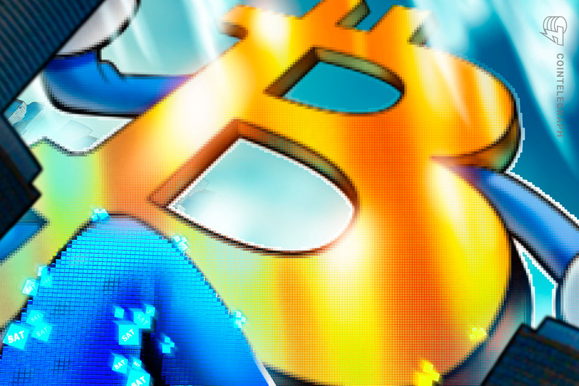 Bitcoin price must hit $1 million for 1 satoshi to reach parity with 1 cent
