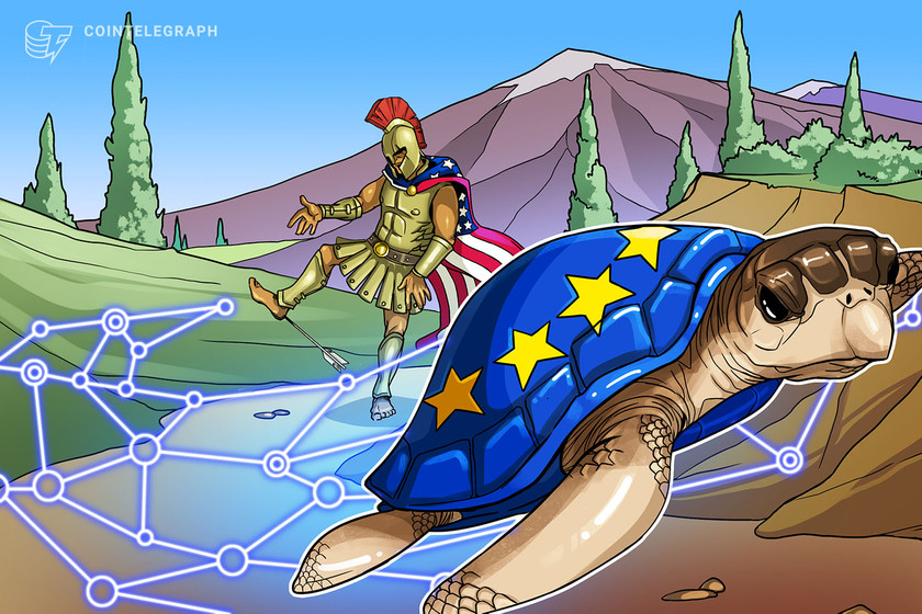 The US has already lost the 2020 crypto regulation race to Europe