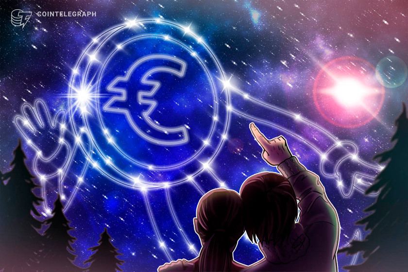 Euro stablecoin launched on Stellar by one of Europe's oldest banks