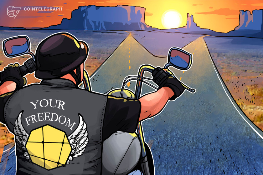 Crypto is at 'a fork in the road,' OCC leader Brooks says