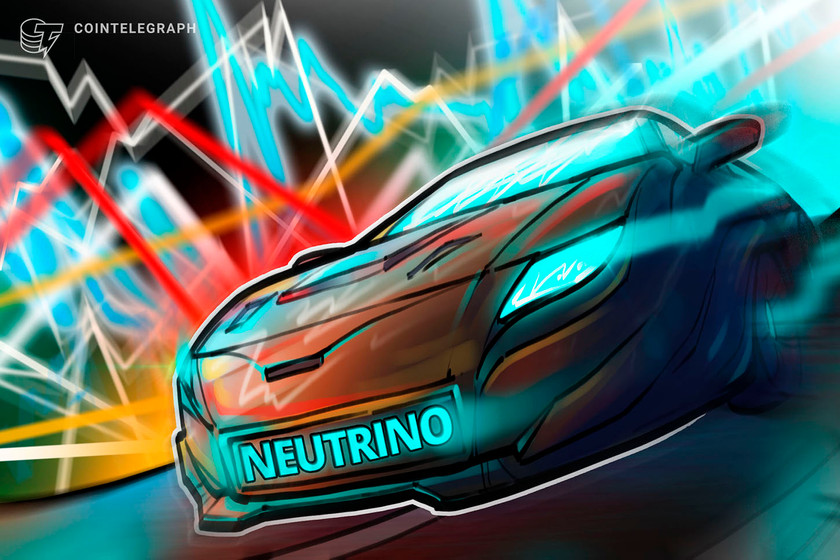 Algorithmic stablecoin project Neutrino launches staking for its governance token