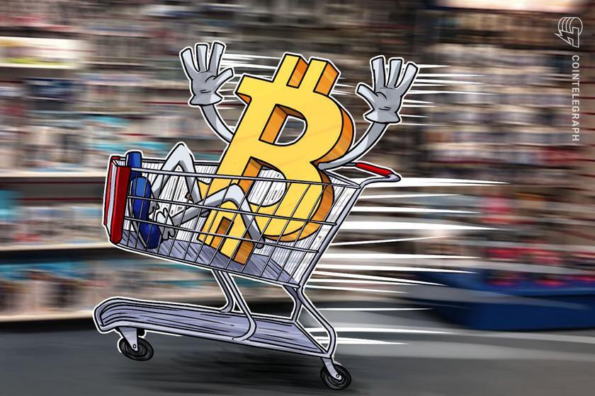Bitcoin price metric that called 2020 bull runs flashes 'buy' again
