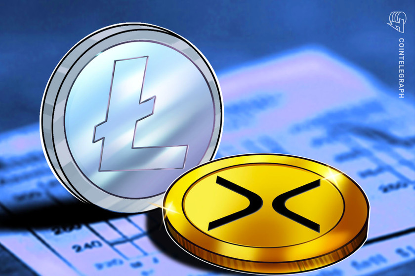 XRP sinks below LTC again after new lawsuit from major investor