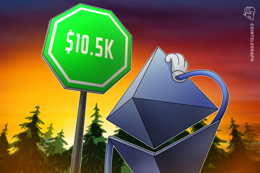 Ether could be heading for $10.5K, says Fundstrat strategist