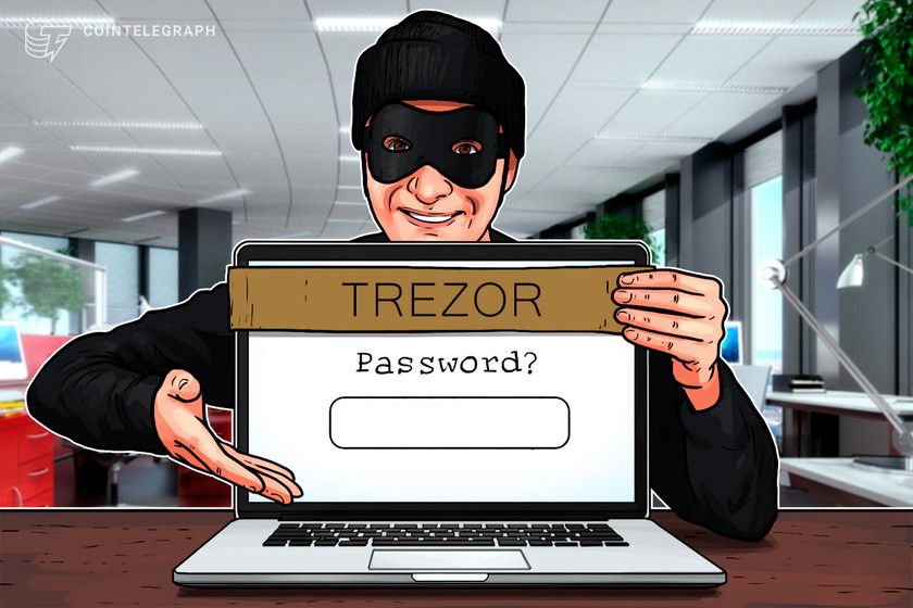 Trezor crypto wallet warns users of doppelgänger scam app on Google Play