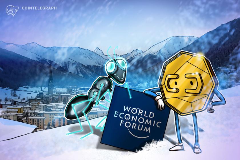 Cryptocurrency makes World Economic Forum's Davos Agenda
