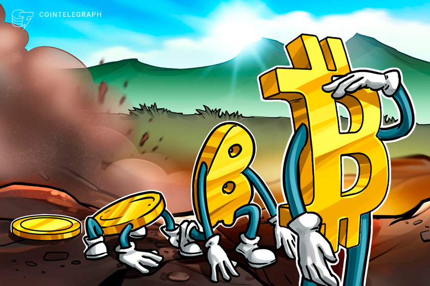 Data says only 22% of Bitcoin supply left in circulation as BTC rally 'far fr...