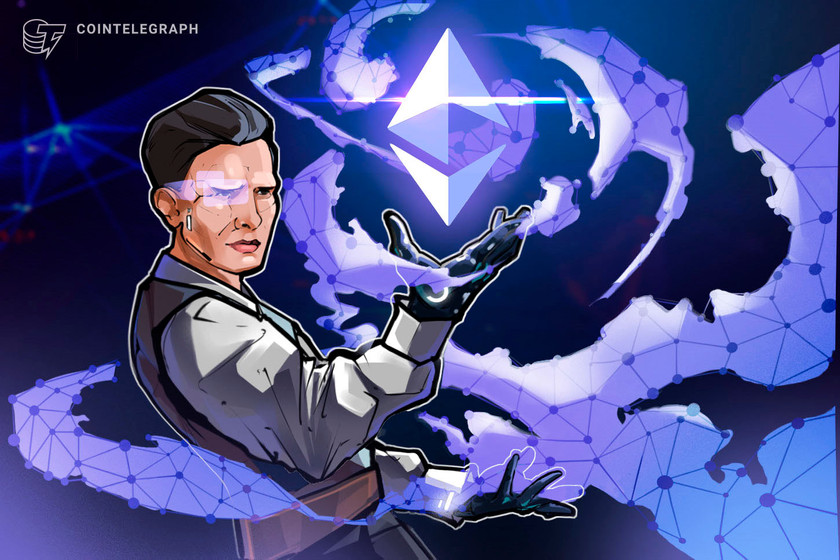 The Ethereum network is being turbocharged by layer-two solutions