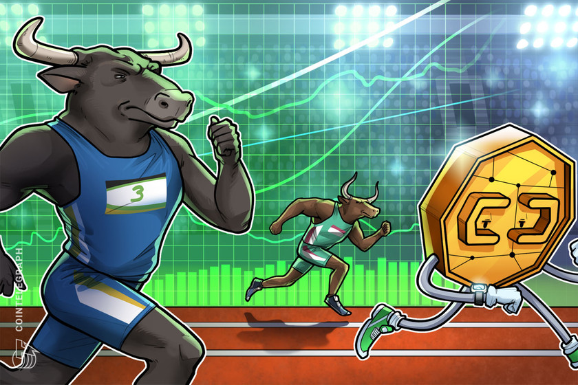 Bitcoin bulls buy BTC's $35K support retest as altcoins push higher