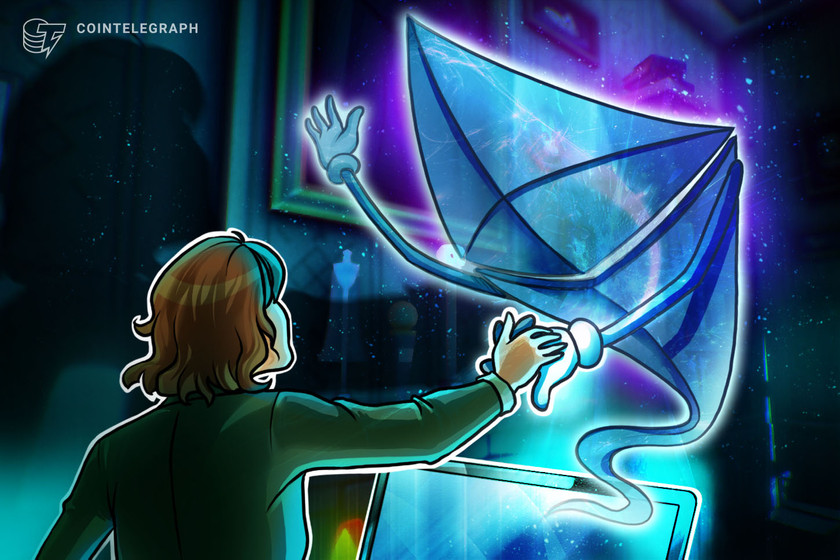 Ether fees nearly double as 24-hour trading volume tops $50B