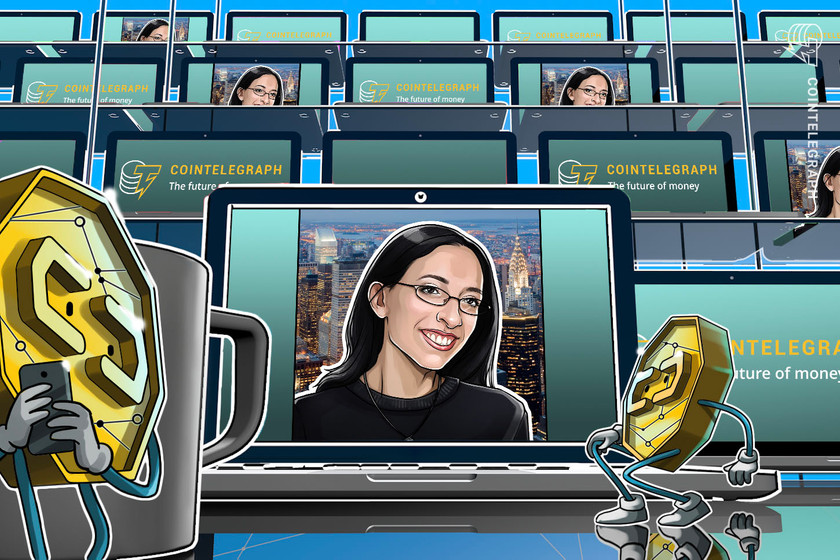 Elissa Shevinsky joins Cointelegraph as chief technology officer