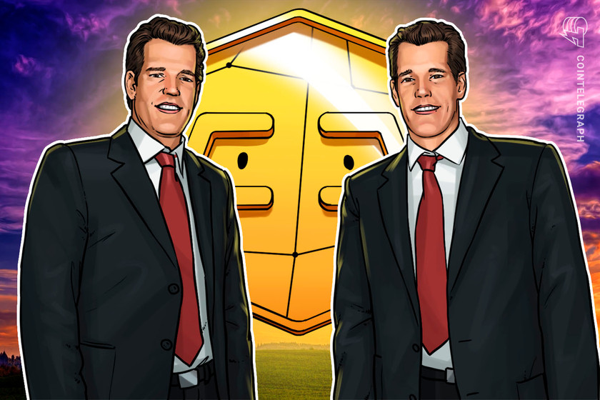 Winklevoss' Gemini crypto exchange launches 'Earn' offering