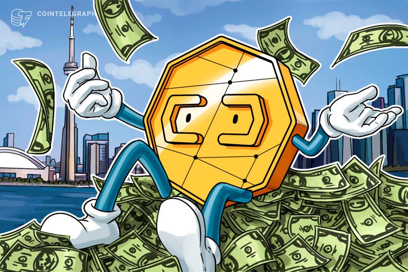 Canada's first public Bitcoin fund hits $1 billion