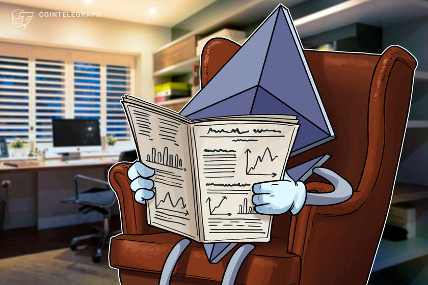 Ethereum's realized cap spikes to record highs as capital floods in: Report
