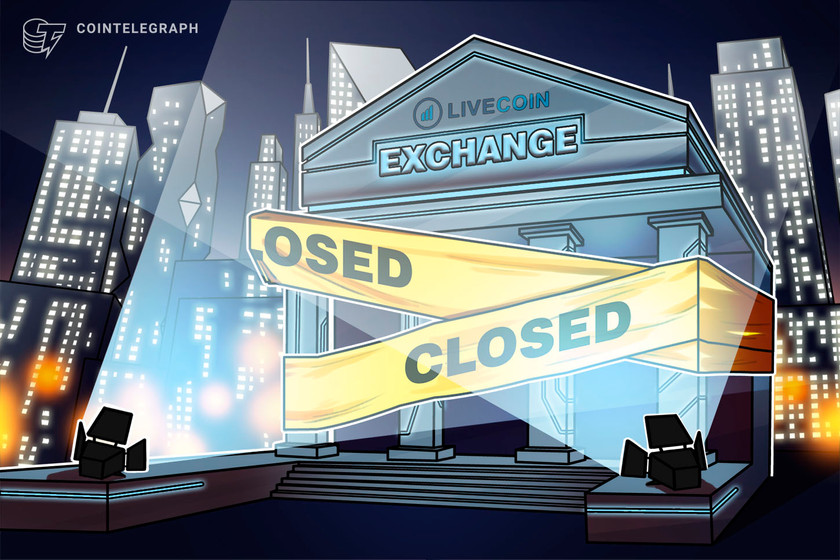 After alleged hack, Russian crypto exchange Livecoin shuts down