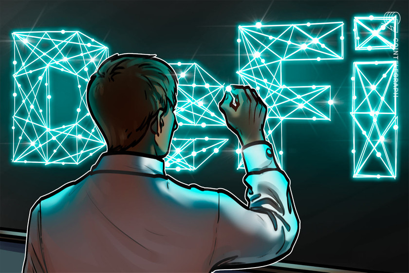 Multiple DeFi projects unveil, plan new user interface upgrades