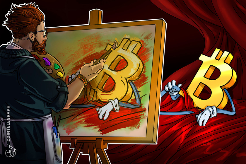 Cointelegraph commemorates Bitcoin hitting $50K with an exclusive NFT