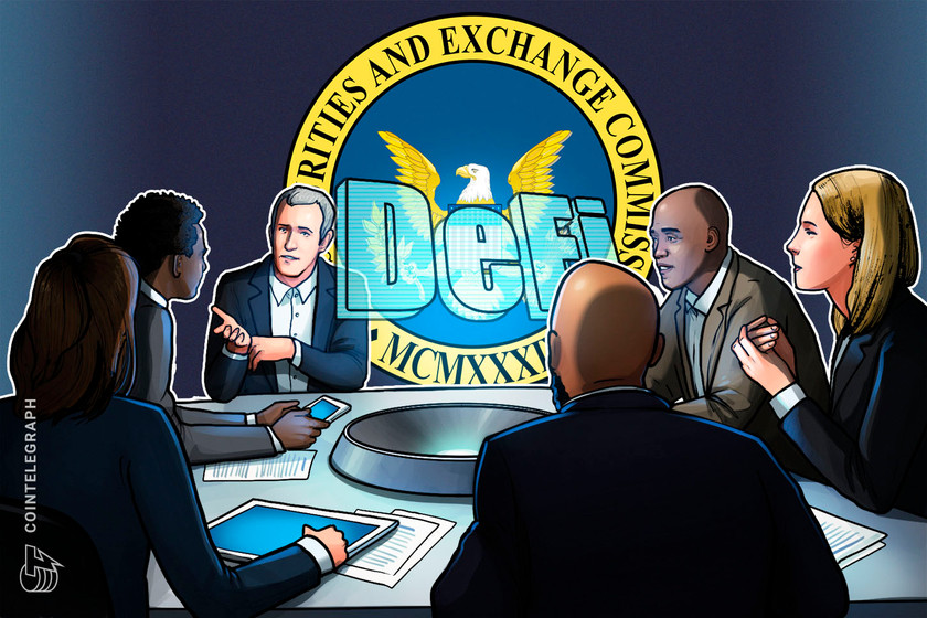 DeFi will provide good regulatory test for SEC, says Commissioner Peirce