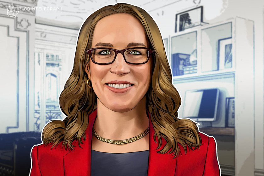 Institutional adoption underscores urgency of clear crypto rules, says Hester Pierce