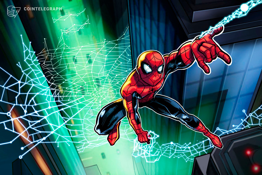 Spiderman NFT sells for 12.75 ETH as Marvel comic artists land on Ethereum