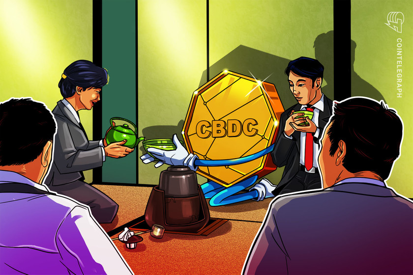 Major Asian banks unite to form 'multiple' CBDC pact on blockchain