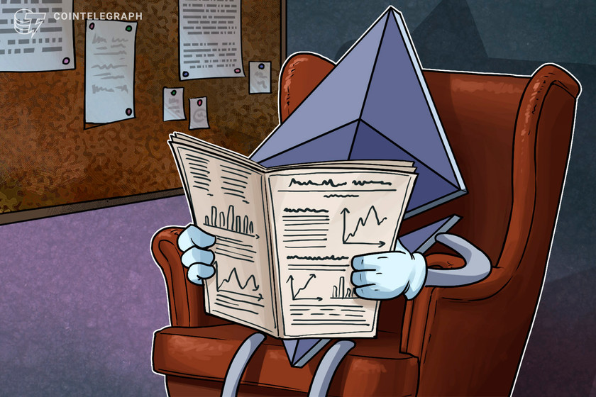 Ether price breakout to $1,750 sees Ethereum network fees hit all-time high