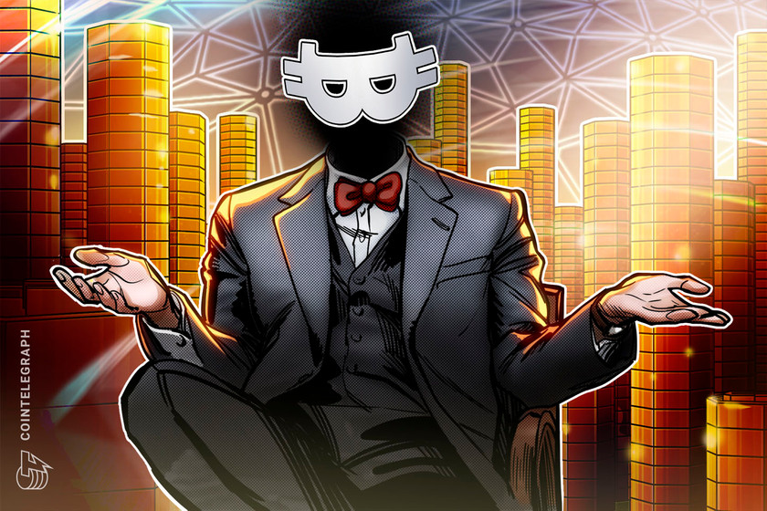 At what Bitcoin price will Satoshi Nakamoto become the world's richest person?
