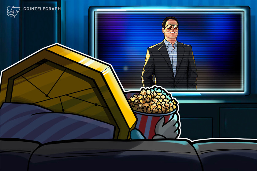 Billionaire investor Mark Cuban to talk crypto on Blockchain & Booze tonight