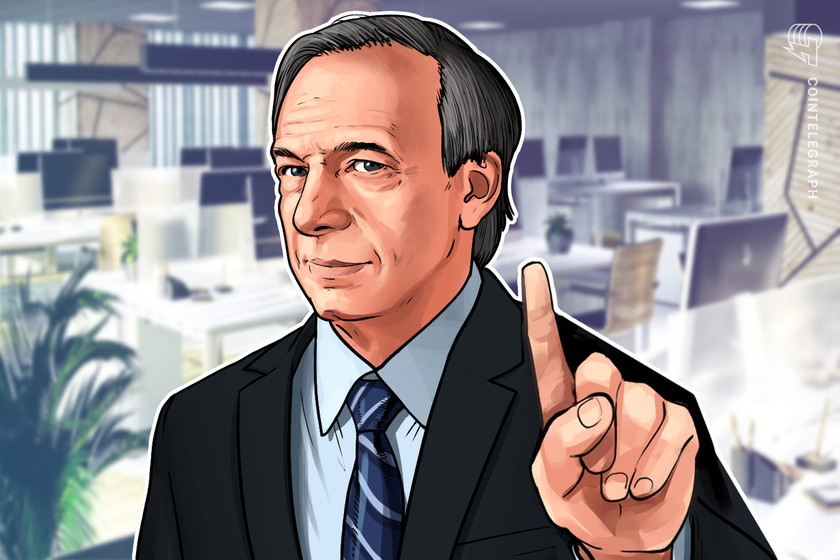 Ray Dalio says 'good probability' of a US Bitcoin ban